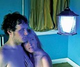 """A scene from """"Bug,"""" performed by the New Moon Theatre Company."""