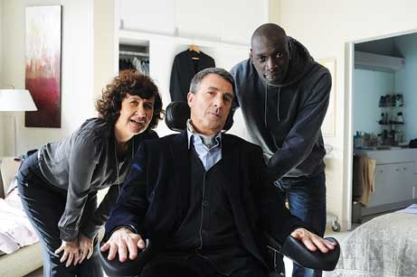 A scene from The Intouchables