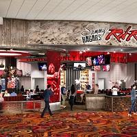 About that Sammy Hagar's Red Rocker Bar & Grill