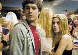 Adam Brody and Kristen Stewart
