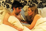 Adam Scott and Jennifer Westfeldt