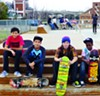 Adrian Akin, Marcus Martinez, Zack Cronin, and Wyndarius Gandy