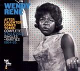 AFTER LAUGHTER COMES TEARS: COMPLETE STAX & VOLT SINGLES + RARITIES - 1964-1965 - Wendy Rene - (Light in the Attic)