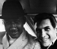 Al Jackson and Steve Cropper - COURTESY OF STAX MUSEUM