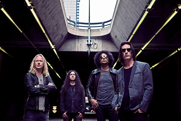 Alice in Chains - DAVE MA