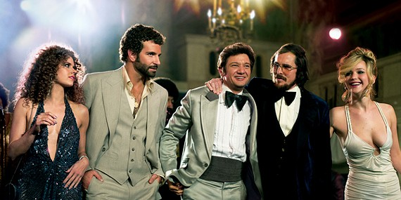 American Hustle, Oscar hopeful