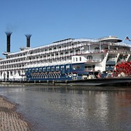 Steamboat Company Moves to Memphis This Fall