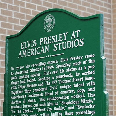 American Sound Studios Historic Marker Ceremony