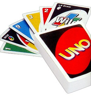 Americas card game: Uno