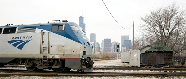 AMTRAK PHOTO/CHUCK GOMEZ