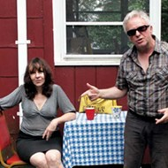 Amy Rigby & Wreckless Eric at Burke's Book Store