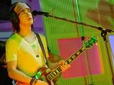 Andrew VanWyngarden in Abbey Road Studios
