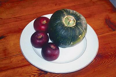 Apples and squash - ARI LEVAUX