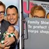 Arkansas Grocery Hides Elton John's Family