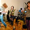 Art-rockers The Warble