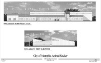 Artist rendering of the new 32,000-square-foot shelter, which will be located off Appling Road.