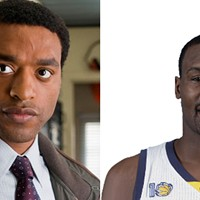 Memphis Grizzlies: The Movie As agent of chaos/defender supreme Tony Allen, brilliant character actor Chiwetel Ejiofor secures his first Oscar nomination (Supporting Actor).