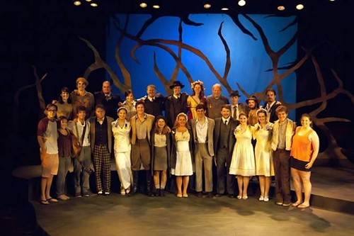As You Like It, cast and crew