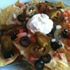 At Holiday Deli & Ham, A Drive-Thru and Pimento Cheese-Topped Nachos