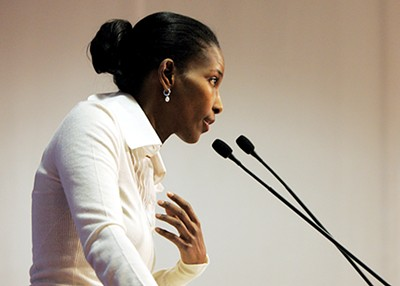 Ayaan Hirsi Ali, Keynote Speaker - 2015 National Convention - REUTERS | TOBIAS SCHWARZ