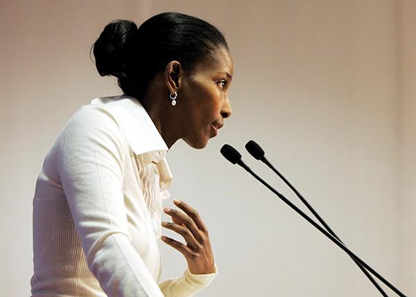 Ayaan Hirsi Ali, Keynote Speaker - 2015 National Convention - REUTERS | TOBIAS SCHWARZ