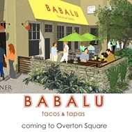 Babalu Tacos & Tapas Coming to Overton Square