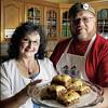 Baklava, Angie's Kitchen, and Panera Bread
