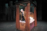 SKIP HOOPER - Barry Fuller as Scrooge