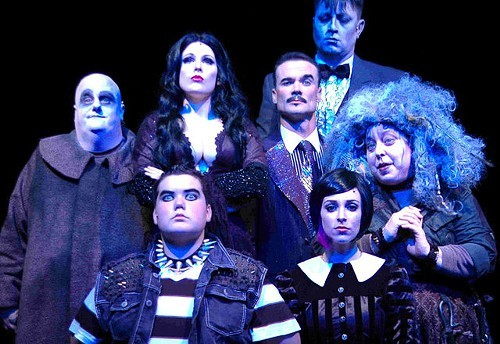 Be sure to catch If You Liked Young Frankenstein Youll Love The Addams Family, at Theatre Memphis!