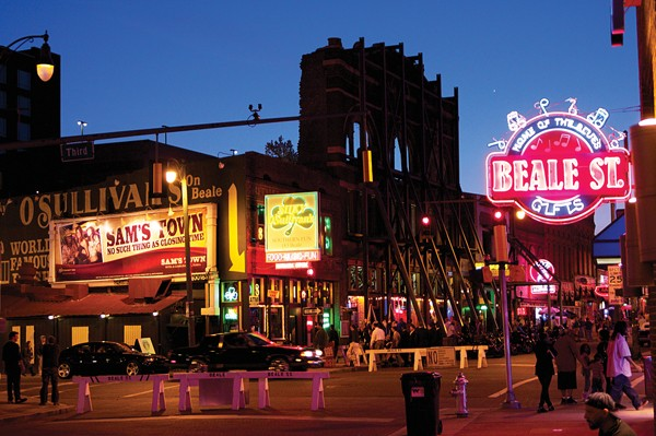Beale Street - H. MICHAEL MILEY