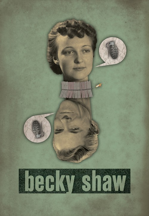 Becky Shaw closes this weekend at the U of M