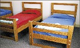 JENNIFER NICKERT | DREAMSTIME.COM - Beds at U of M don't see any action after midnight.