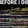 Before You Die ...