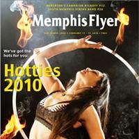 Hotties 2010   Slideshow Behind the Scenes at the Memphis Flyer Hottie photoshoot at Earnestine & Hazel's