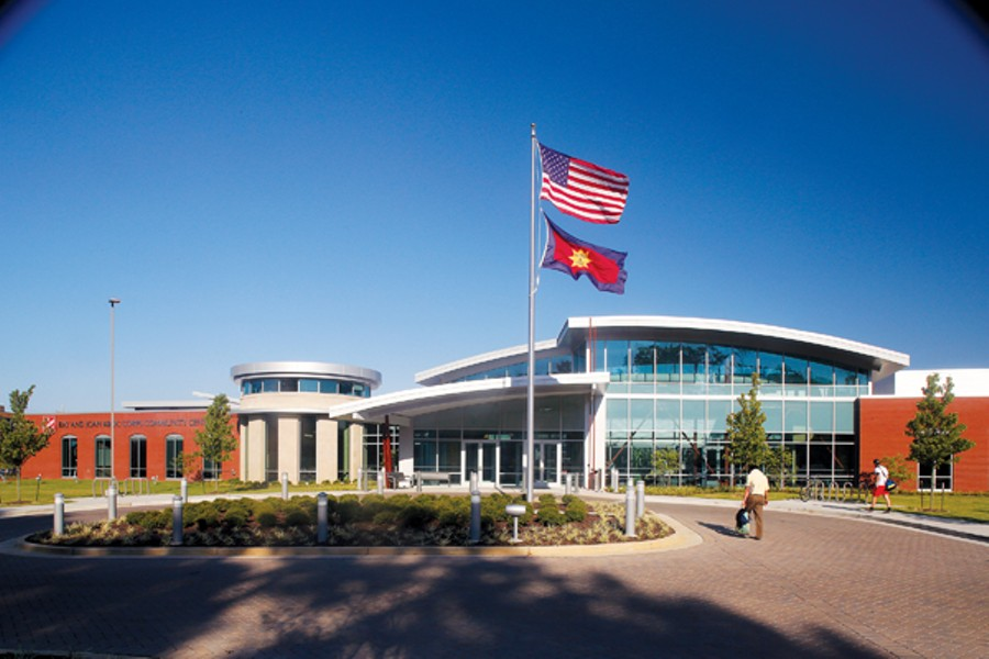 BEST HEALTH/FITNESS CENTER: Kroc Center