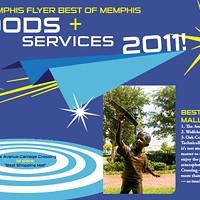 Best of Memphis 2011: Goods + Services