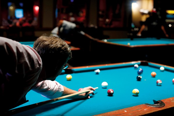 BEST PLACE TO SHOOT POOL: Fox & Hound English Bar & Grill