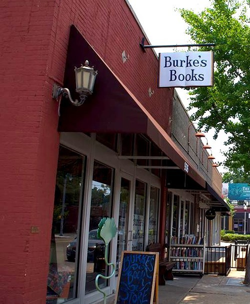 Best (Used) Bookstore, Burke's, has been charming BOM readers since 1997.