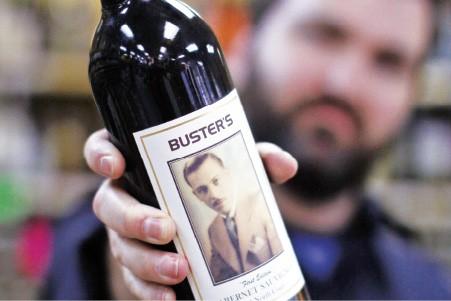 "Buster's Liquors & Wine, 1st place: ""Best Liquor Store"" - JUSTIN FOX BURKS"