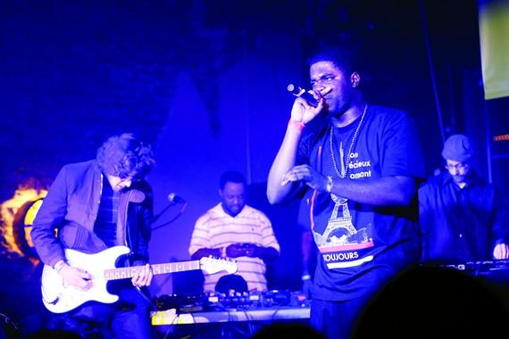 Big K.R.I.T at K97 Summer Jam