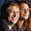 Bill and Melinda Gates Visit MCS