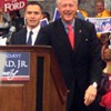 Bill Clinton Comes to Memphis: The Story...