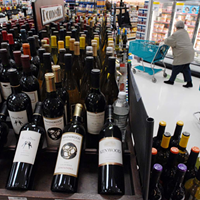 New Bill Would Get Wine In Grocery Stores By Summer