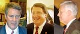 JB - Bill Frist; Mark Norris; Bill Gibbons