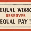 Bill Supports Equal Pay for Equal Work