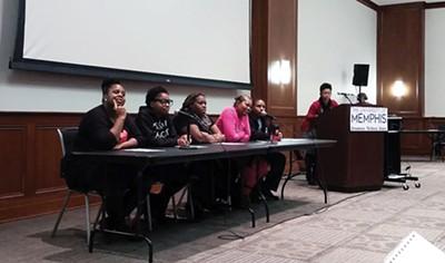 Black Lives Matter/Show Me $15 panel - ALEXANDRA PUSATERI