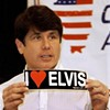 Blagojevich Does Elvis ... Badly