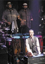 JUSTIN FOX BURKS - Boy to (grown-ass) piano man: Justin Timberlake at the New Daisy Theatre