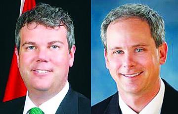 Brad Thompson; John Stevens