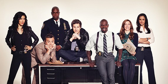 Brooklyn Nine-Nine's hilarious and quirky cast